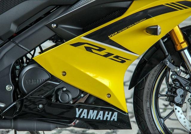 Yamaha YZF-R15 phiên bản 2019 ra mắt thị trường Đông Nam Á - 3