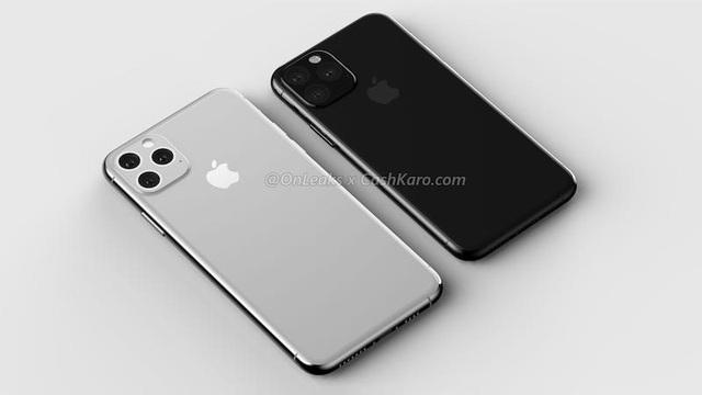 iPhone XI và iPhone XI Max sẽ dày hơn, 3 camera hình tam giác - 1