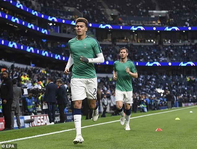 Tottenham 0-1 Ajax: Pha làm bàn của Van de Beek - 19
