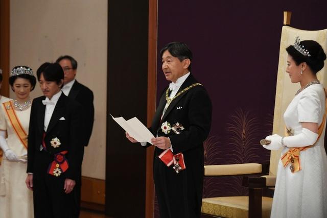 Lễ đăng cơ trang trọng của tân Nhật hoàng Naruhito - 15