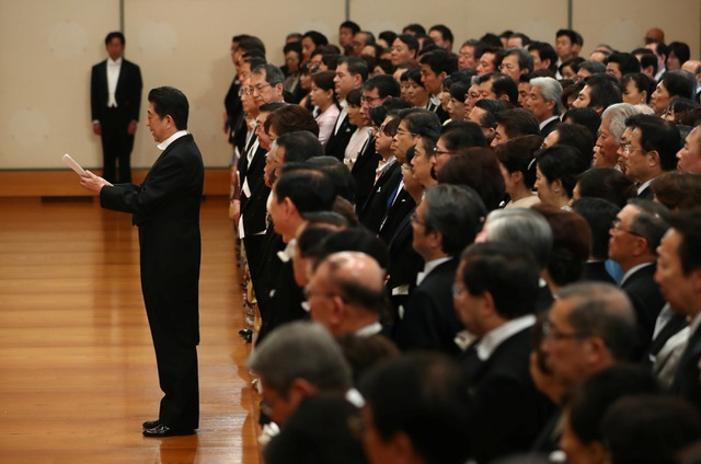 Lễ đăng cơ trang trọng của tân Nhật hoàng Naruhito - 13