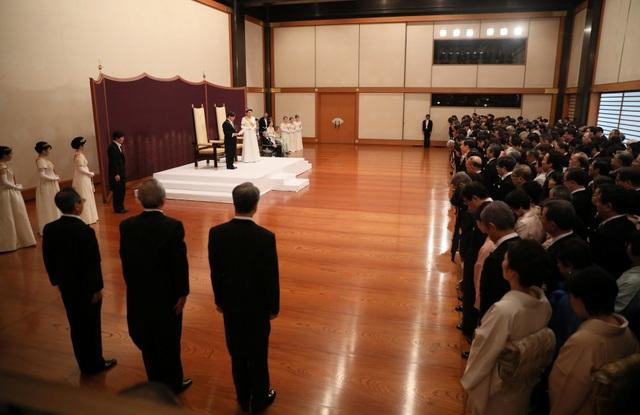 Lễ đăng cơ trang trọng của tân Nhật hoàng Naruhito - 12