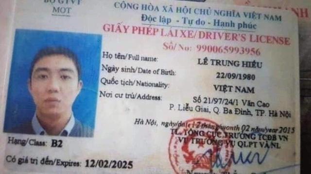 Tài xế Mercedes tông chết 2 phụ nữ ở hầm Kim Liên có nồng độ cồn tới 0,751 mg - 1