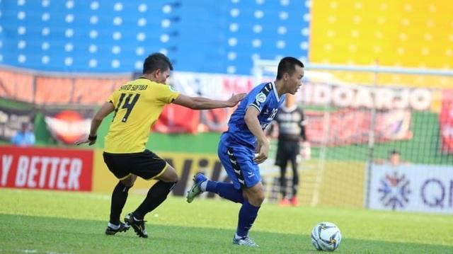 Anh Đức ghi bàn, B.Bình Dương nuôi hy vọng đi tiếp tại AFC Cup - 2