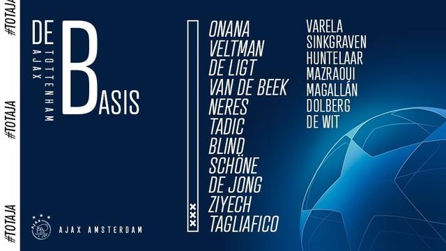 Tottenham 0-1 Ajax: Pha làm bàn của Van de Beek - 18