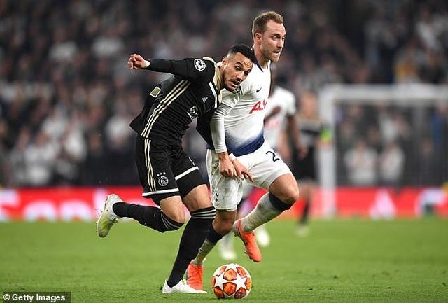 HLV Tottenham nói gì sau thất bại cay đắng trước Ajax? - 2