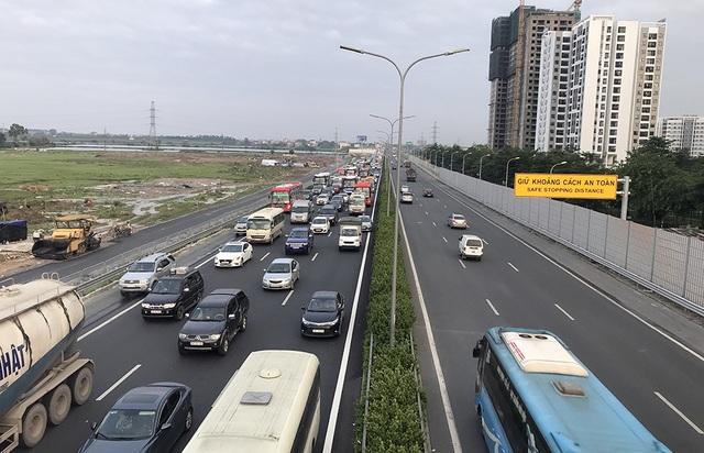 Hà Nội: Ùn tắc nghiêm trọng trên cao tốc Pháp Vân - Cầu Giẽ - 7