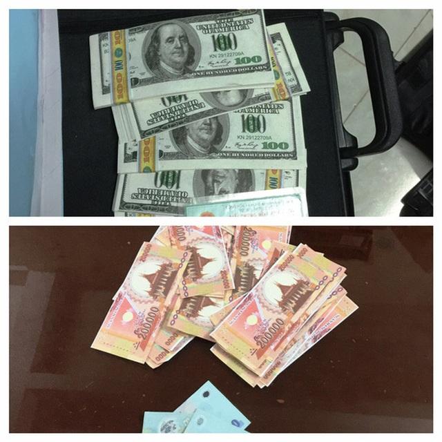 Khó tin: Tráo tiền âm phủ lấy hơn 7 tỷ đồng trong két ngân hàng - 4