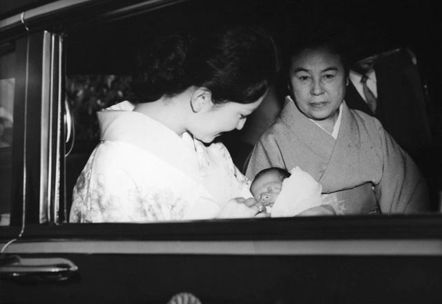 Đường tới ngai vàng của tân Nhật hoàng Naruhito - 1