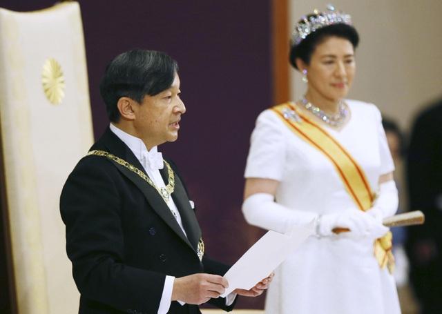Lễ đăng cơ trang trọng của tân Nhật hoàng Naruhito - 11