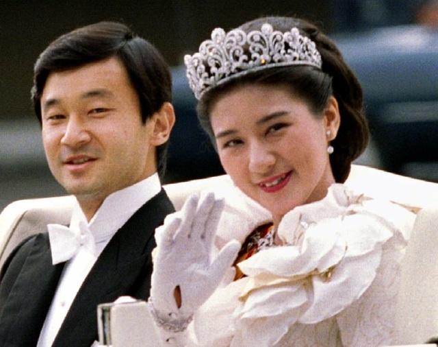 Đường tới ngai vàng của tân Nhật hoàng Naruhito - 13