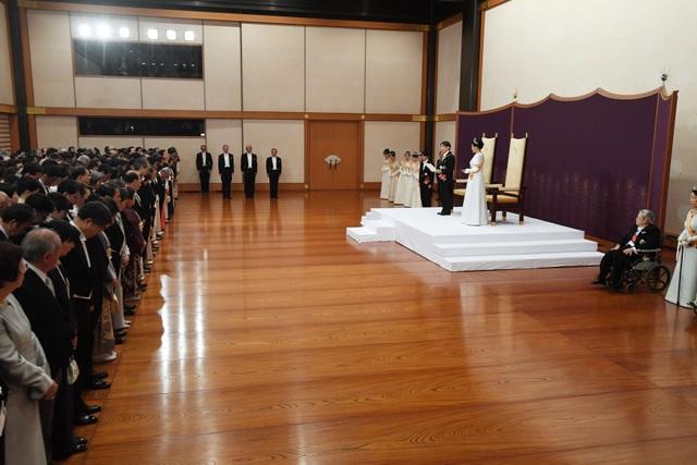 Lễ đăng cơ trang trọng của tân Nhật hoàng Naruhito - 14