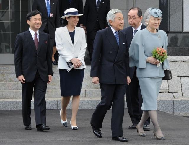 Đường tới ngai vàng của tân Nhật hoàng Naruhito - 17