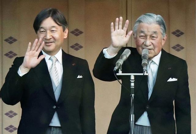 Đường tới ngai vàng của tân Nhật hoàng Naruhito - 21