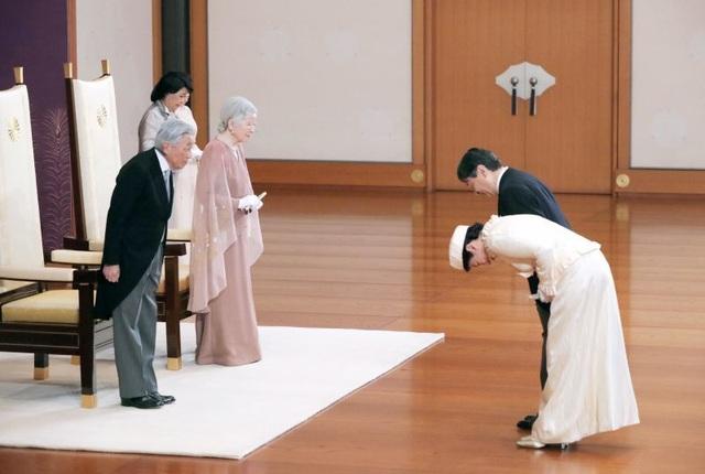 Đường tới ngai vàng của tân Nhật hoàng Naruhito - 22