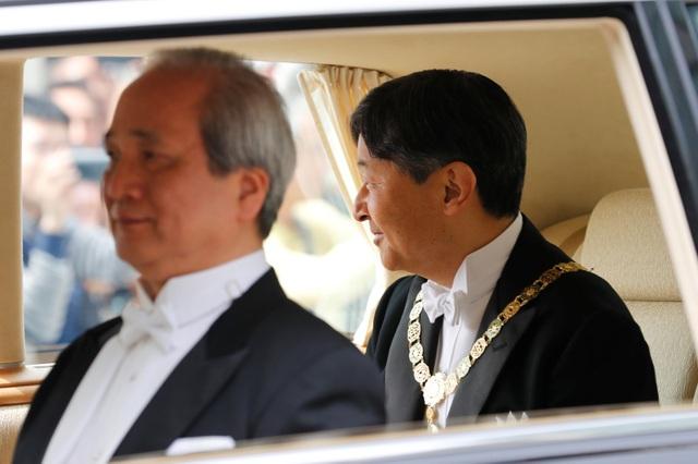 Lễ đăng cơ trang trọng của tân Nhật hoàng Naruhito - 2