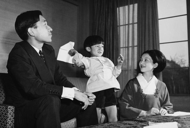 Đường tới ngai vàng của tân Nhật hoàng Naruhito - 3