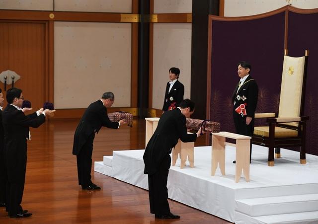 Đường tới ngai vàng của tân Nhật hoàng Naruhito - 23