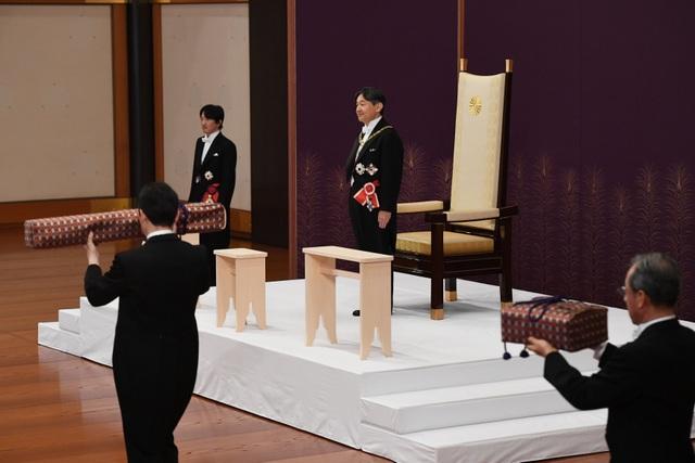 Lễ đăng cơ trang trọng của tân Nhật hoàng Naruhito - 6