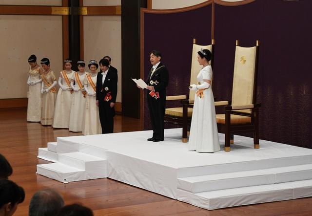 Lễ đăng cơ trang trọng của tân Nhật hoàng Naruhito - 9