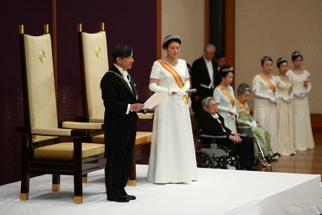 Lễ đăng cơ trang trọng của tân Nhật hoàng Naruhito - 10