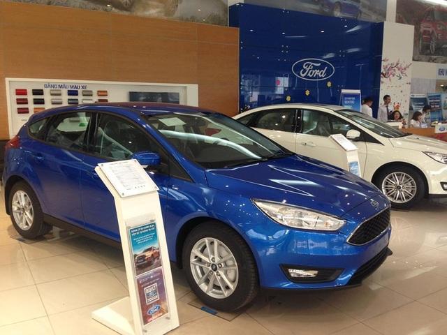 Quy định mới, dân mua ô tô tiết kiệm hàng chục triệu đồng - 2