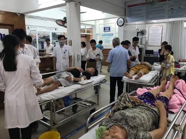 Hai người nước ngoài tử vong trên phố Hà Nội do tai nạn giao thông - 1