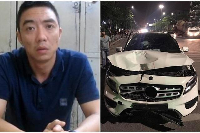 Nóng: Khởi tố vụ án xe Mercedes đâm chết 2 người tại hầm Kim Liên - 1