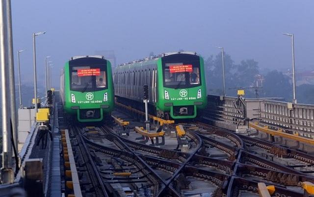Tàu đường sắt Cát Linh- Hà Đông có chế độ chống ngủ gật trong khi lái - 1