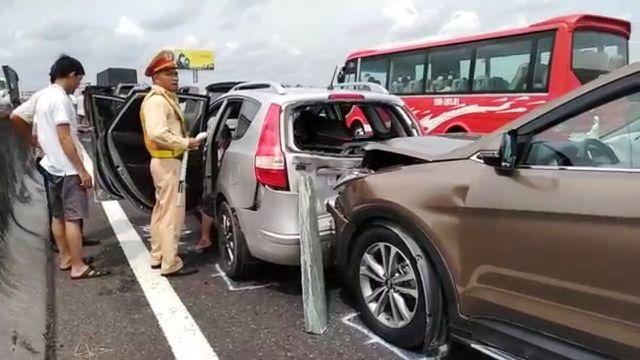 96 người chết vì tai nạn giao thông trong 5 ngày nghỉ lễ - 1
