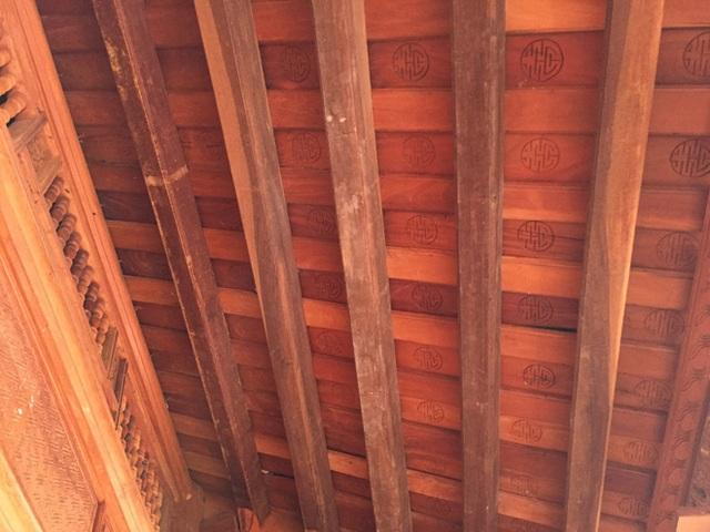 Trầm trồ trước vẻ đẹp của ngôi nhà gỗ mít độc nhất nhì đất Hà Thành - 11