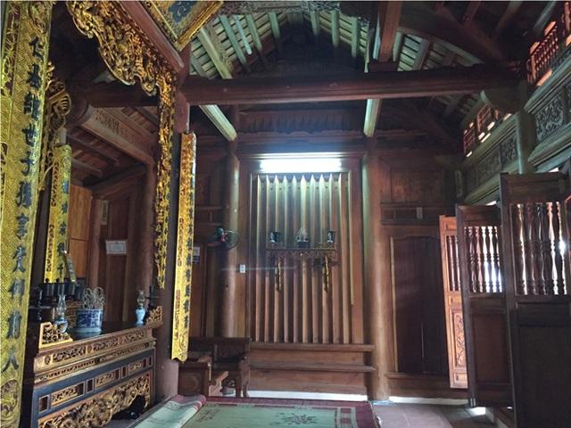 Trầm trồ trước vẻ đẹp của ngôi nhà gỗ mít độc nhất nhì đất Hà Thành - 3
