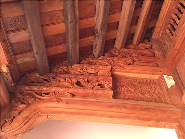 Trầm trồ trước vẻ đẹp của ngôi nhà gỗ mít độc nhất nhì đất Hà Thành - 7