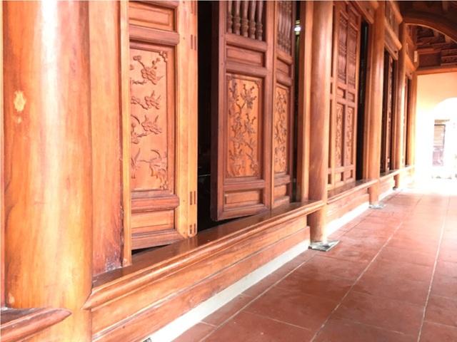 Trầm trồ trước vẻ đẹp của ngôi nhà gỗ mít độc nhất nhì đất Hà Thành - 8