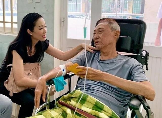 Nghệ sĩ Lê Bình qua đời sau thời gian dài chống chọi với ung thư - 3