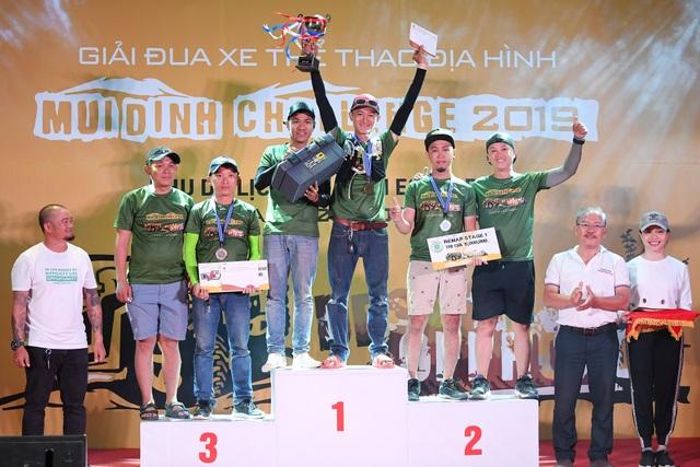 Mui Dinh Challenge: Màn trình diễn ngoạn mục của các tay đua Việt - 4