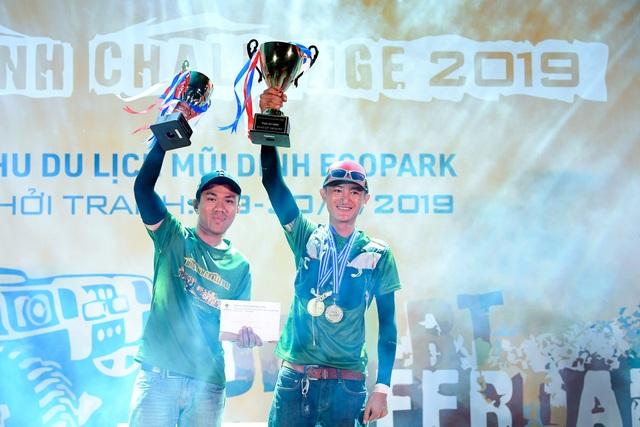Mui Dinh Challenge: Màn trình diễn ngoạn mục của các tay đua Việt - 2