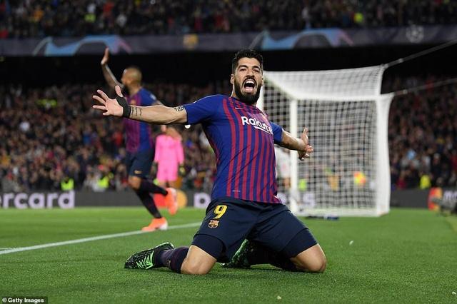 Những khoảnh khắc Messi nhấn chìm Liverpool tại Nou Camp - 15