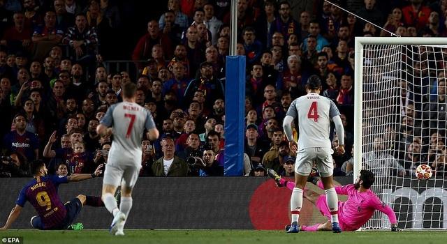 Những khoảnh khắc Messi nhấn chìm Liverpool tại Nou Camp - 2