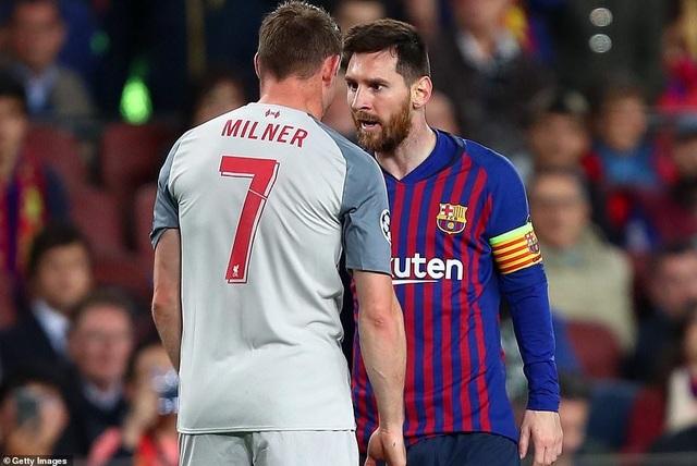 Những khoảnh khắc Messi nhấn chìm Liverpool tại Nou Camp - 24