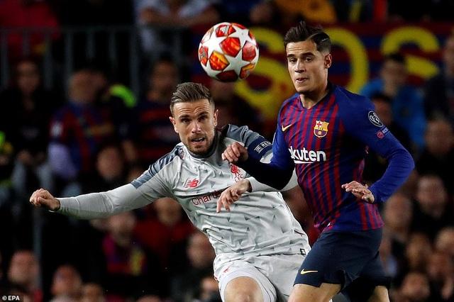 Chấm điểm trận Barcelona đại thắng Liverpool:  Messi đạt điểm 10 - 6