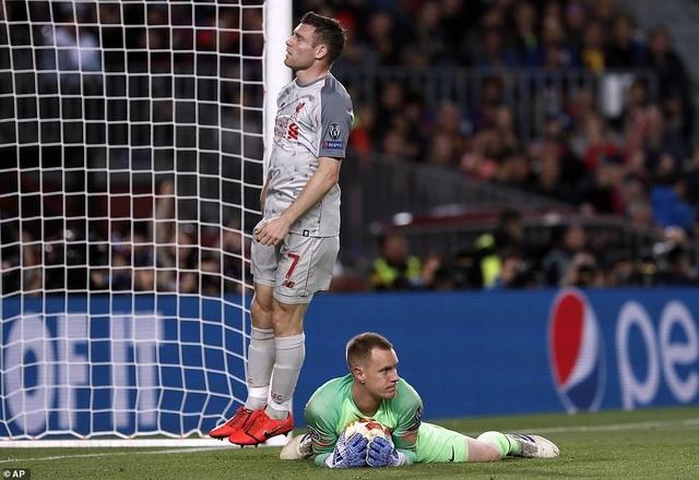 Những khoảnh khắc Messi nhấn chìm Liverpool tại Nou Camp - 14