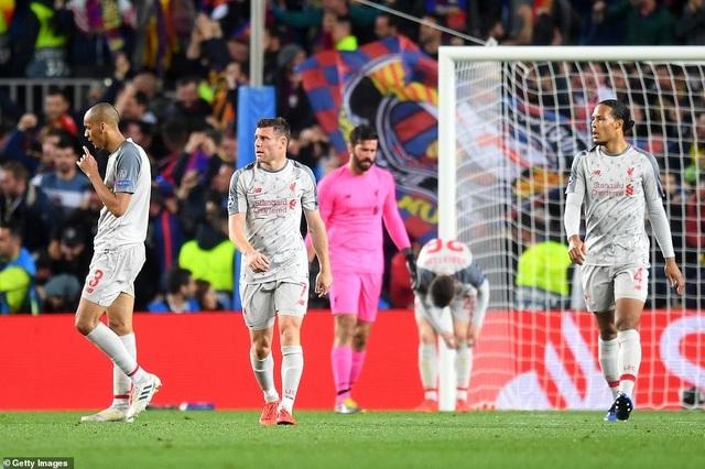Những khoảnh khắc Messi nhấn chìm Liverpool tại Nou Camp - 4