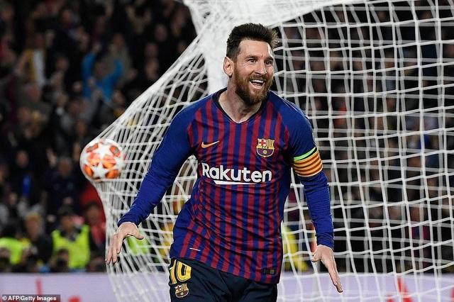 Những khoảnh khắc Messi nhấn chìm Liverpool tại Nou Camp - 6