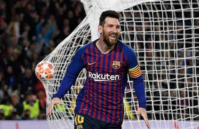 Lionel Messi: Người khổng lồ trong khuôn hình tí hon - 1