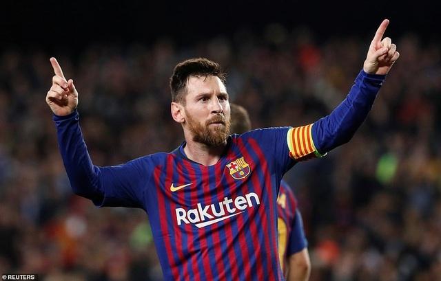 Những khoảnh khắc Messi nhấn chìm Liverpool tại Nou Camp - 22