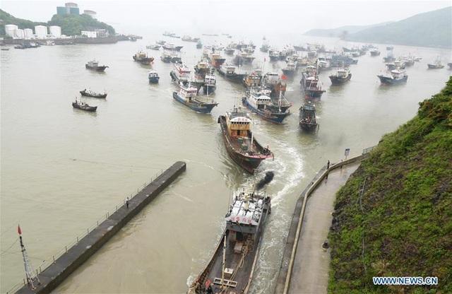 Trung Quốc đơn phương thông báo lệnh cấm đánh bắt cá tại Biển Đông - 1