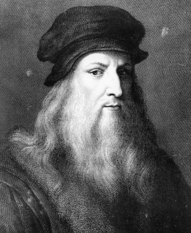 Tìm thấy bức chân dung thứ hai của danh họa Leonardo da Vinci - 2