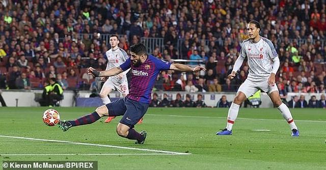 Barcelona 3-0 Liverpool: Cú đúp của Messi - 19