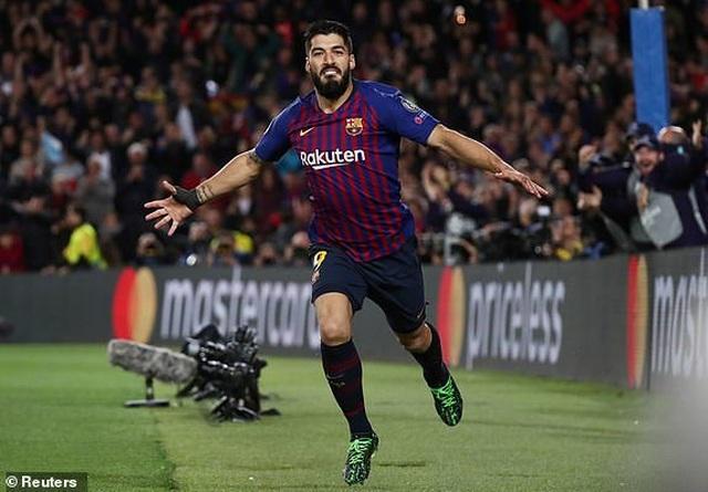 Barcelona 3-0 Liverpool: Cú đúp của Messi - 17